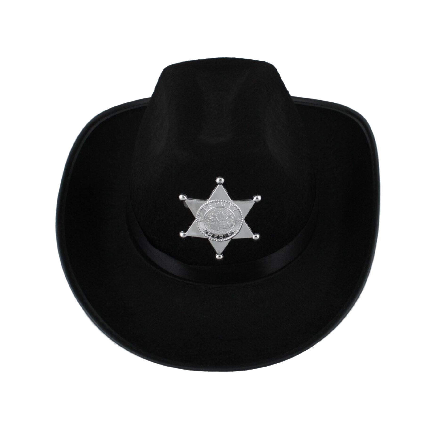 Orient Star SLU - Sombrero vaquero sheriff 76a0a979764