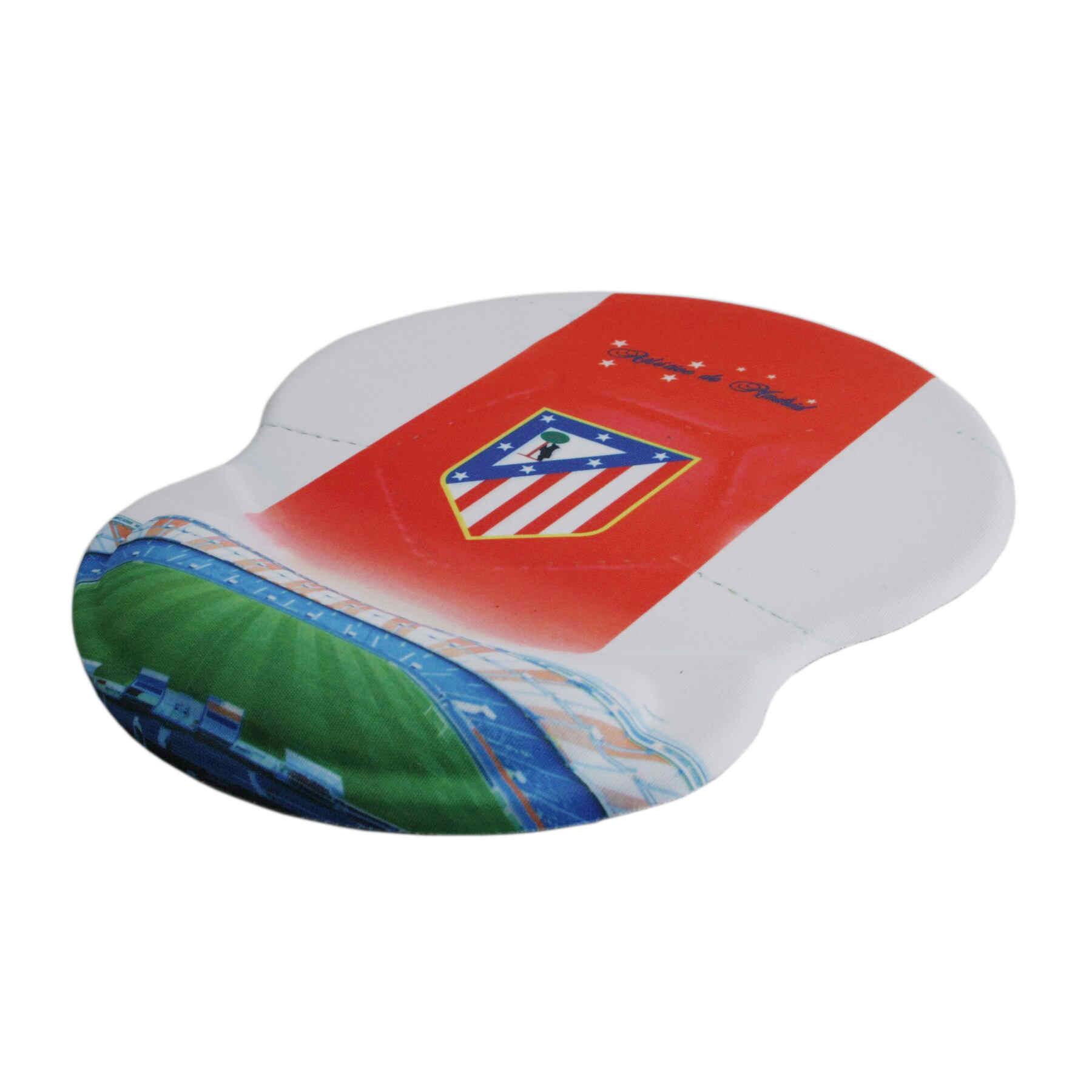 Almohadilla para el ratón con reposamuñecas de gel de Atlético de Madrid