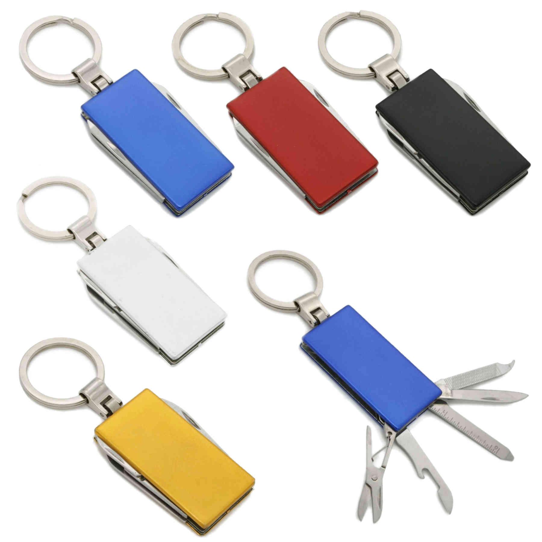 Llavero chapa 5 accesorios