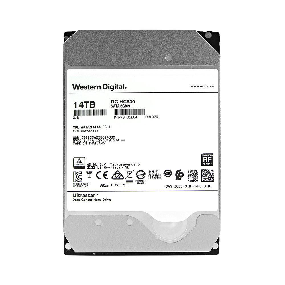 """disco duro empresarial Western Digital HC530 14TB HDD 3.5"""""""