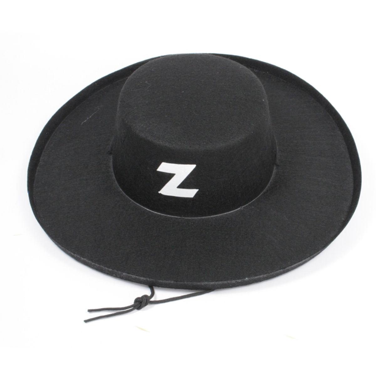 Orient Star SLU - Sombrero Zorro disfraces 83b7601543d