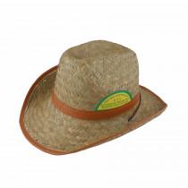 Sombrero de paja grande