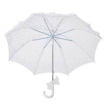 Sombrilla de encaje blanca 0a2f97268f4