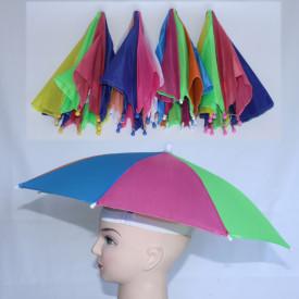 Sombrero parasol multicolor