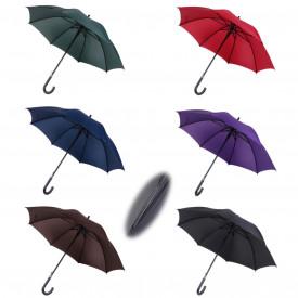 Paraguas automático doble varilla
