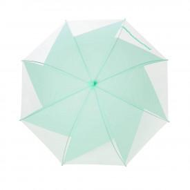 Paraguas transparente parcial PA001