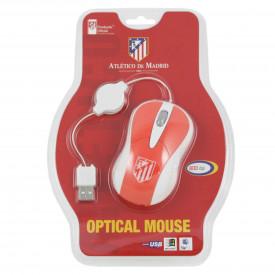Ratón optico Atlético de Madrid