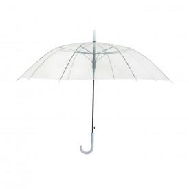 Paraguas transparente automatico pequeño