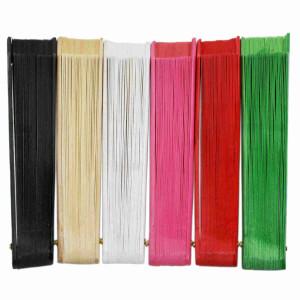 Abanico madera calado colores 23 cm 019c46082c7